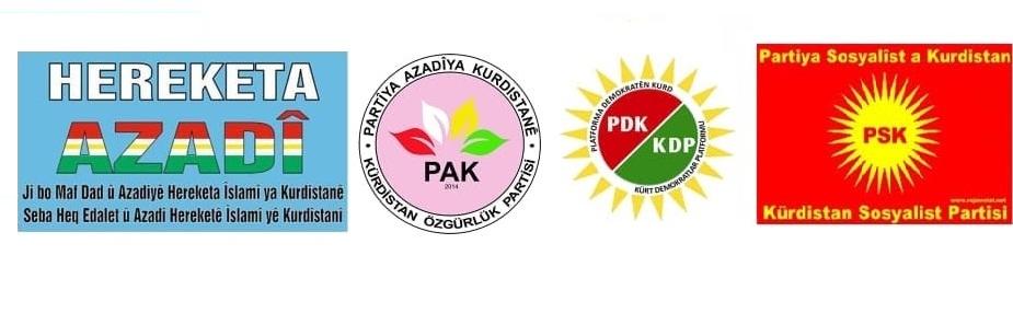 4 Kürt partisi seçime dair kararını açıkladı!
