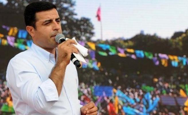Erdoğan: Demirtaş'ın adaylığı yanlış
