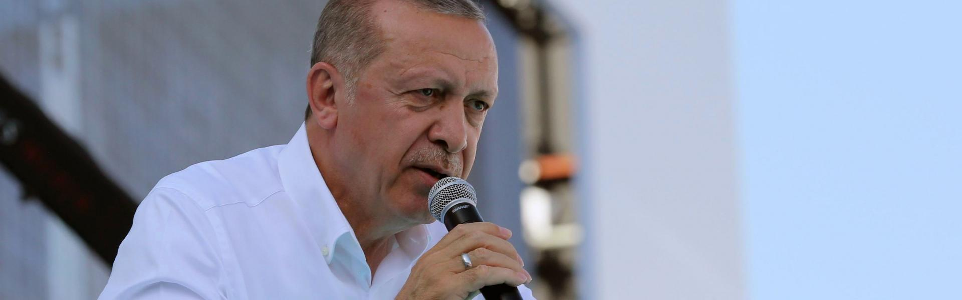 Erdoğan'ın yeni videosu sızdı