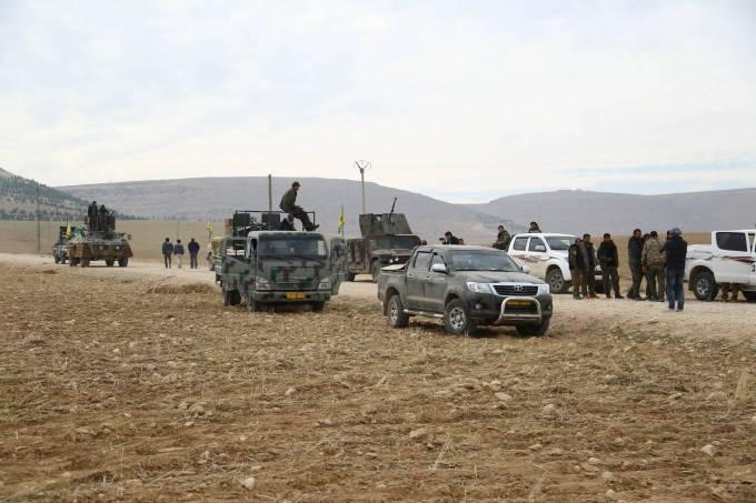 Flaş iddia: QSD Efrin, Cerablus ve Ezaz'a operasyona hazırlanıyor!