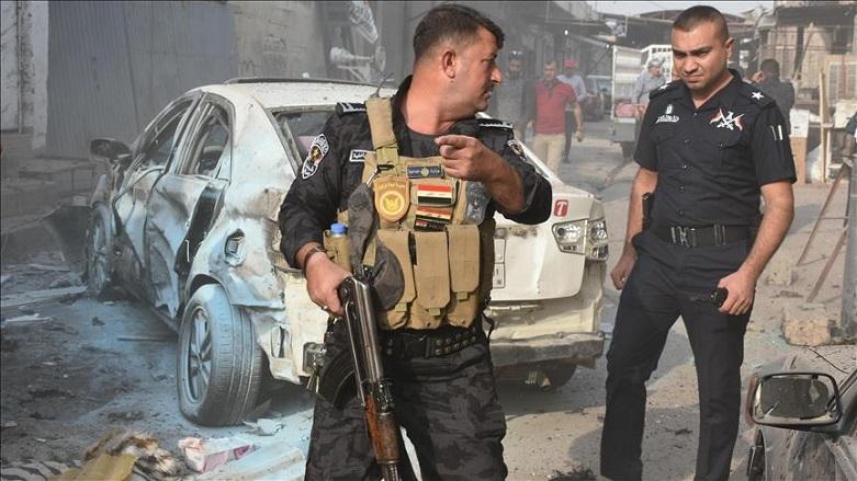 Bağdat'ta Haşdi Şabi ile güvenlik güçleri arasında çatışma!
