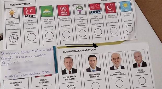 Flaş İddia: AKP 'mühürlü' oy pusulası dağıtıyor!