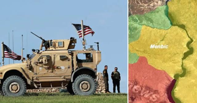ABD: YPG Menbiç'ten çekilmeyi kabul etti!