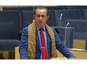 İsveç'in Kürt parlamenterine sınırdışı