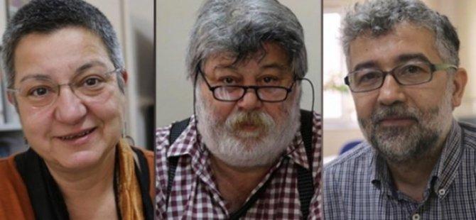 Gazeteci meslek örgütleri tutuklamaları kınadı