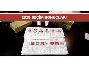 İşte 24 Haziran Seçimlerinin resmi olmayan sonuçları