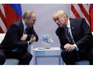 Trump-Putin görüşmesinde yer ve tarih belli oldu