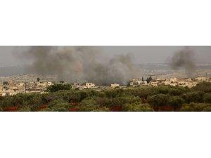 Afrin'de patlama: 'Ölü ve yaralılar var'