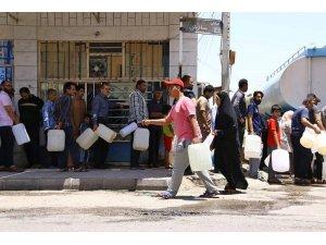 İran bu kez de 'temiz su' için ayakta
