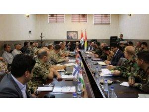Pêşmerge ve Koalisyon toplandı, Pêşmerge tartışmalı bölgelere dönebilir