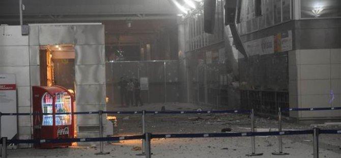 Atatürk Havalimanı'nda canlı bomba terörü; 36 ölü, 100'den fazla yaralı!