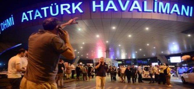 İstanbul Havaalanı saldırısı bir insanlık suçudur!