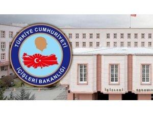 İçişleri Bakanlığı'na 'ülkeyi idari bölümlere ayırma' yetkisi