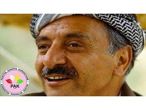 PAK: Dr. Abdurrahman Qasimlo Kürdistan Özgürlük Mücadelesinde Yaşıyor