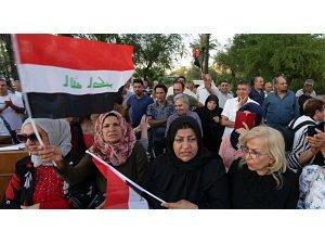 IRAK/ Protestoların dozu artıyor, 1 kişi öldü, güvenlik güçleri alarmda!