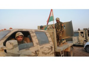 Pêşmerge Mahmur'da çok sert vurdu: 25 DAIŞ militanı öldü!