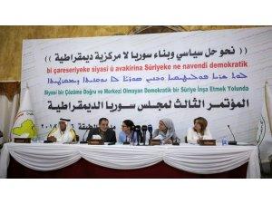 SDK'den 'Şam'la müzakere heyeti' kararı