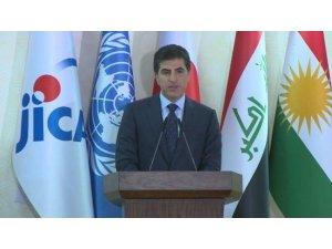 Başbakan Barzani: Kürdistan'ın önünde daha parlak bir ufuk var