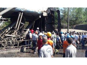 Muğla'da göçük: 2 işçi hala enkaz altında