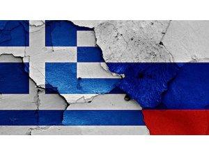 Rus-Yunan krizi derinleşiyor..Rusya'dan karşı hamle...