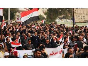 IRAK/ Hükümeti protestolar devam ediyor