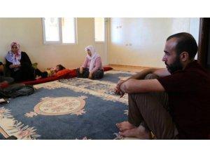 Şenyaşar ailesi Suruç'u terk etti