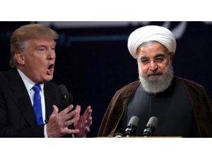 ABD-İRAN gerilimi tırmanıyor..Liderlerden çok sert sözler