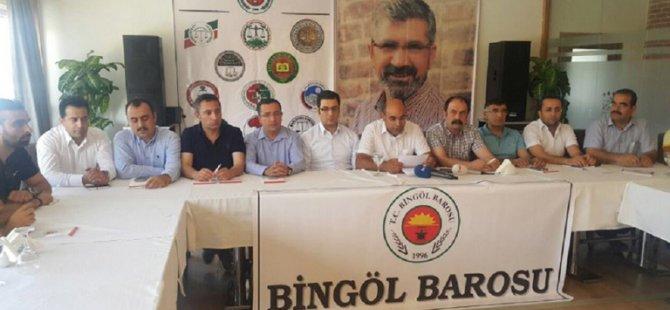 Kürdistan Baroları'ndan barış çağrısı