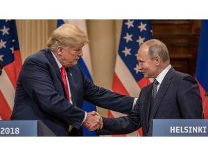 Putin-Trump görüşmesi 2019 sonrasına ertelendi