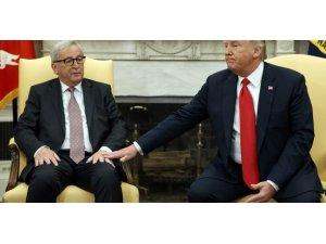 ABD-AB arasında ticaret bariyerleri yıkılıyor