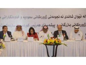 Suudiler ve Kürdistan arasında ekonomik işbirliği güçleniyor