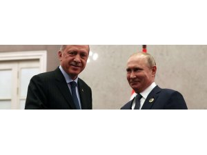 Erdoğan: Bizi kıskanıyorlar, Putin: Hani etlerimizi satın alacaktın