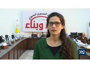 Rojava Heyeti Şam'da... Görüşmeler başlıyor!