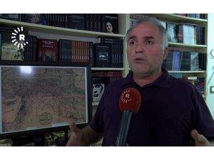 Said Veroj: Osmanlı 'Kürdistan'ı hiç yasaklamadı
