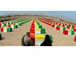 PAK: Barzaniler Enfali'nde katledilen 8000 şehidimizi saygıyla anıyoruz