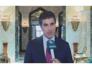 Başbakan Barzani: Bağdat üzerine düşeni yapmalı