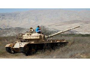 Rusya'dan Golan Tepeleri'ne askeri polis sevkiyatı