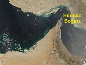 ABD: İran'ın Hürmüz Boğazı'ndaki faaliyetlerini gözlemliyoruz!