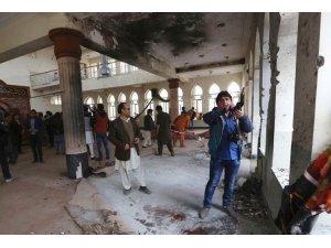 Afganistan'da Şii camisine bombalı saldırı: En az 20 ölü!