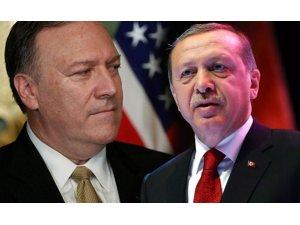 Brunson gerilimi...Pompeo ve Erdoğan'dan zıt ifadeler