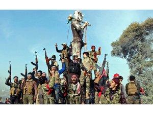 AKP Afrin'de ölen cihadistlerin ailelerini maaşa bağladı