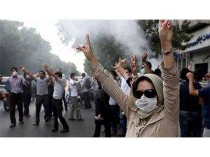 İran protestoları..Rojhılat'ta halka ateş açıldı!