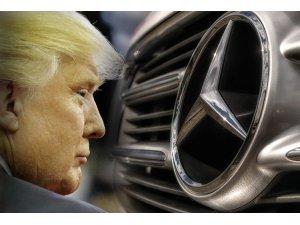 """Trump """"İran'la ticaret yapan ABD'yle yapamayacak"""" dedi, Mercedes İran'dan çıktı"""