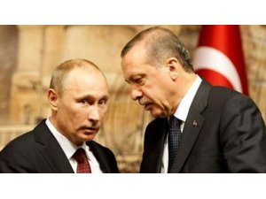 Erdoğan-Putin telefonla görüştü