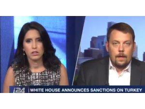 İsrail televizyonunda ABD'nin yaptırımlarına destek: Gülen'i ve Kürt liderleri Beyaz Saray'da ağırlayın