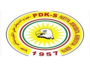 PDK-S'den uluslararası topluma Efrin çağrısı