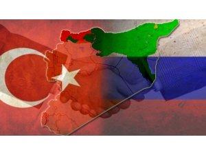 Suriye'de flaş Rusya-Türkiye iddiası