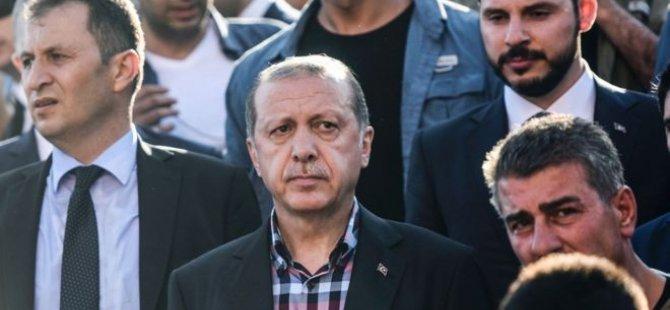 Darbe girişimi - WSJ: Erdoğan'ın intikamı