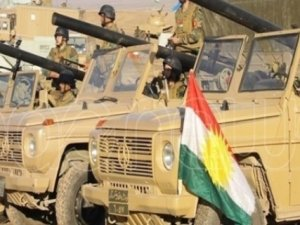 Almanyadan Kurdistana Silah yardimi