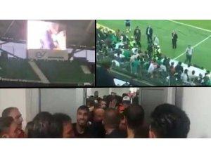 Amedspor'a ırkçı saldırı